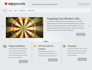 WP Geocode WordPress Geolocation Plugin Version 1 0 0 Released